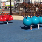 北戸田 ボール公園 遊具