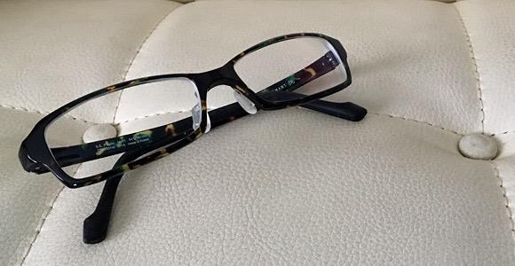 Zoffのメガネ購入