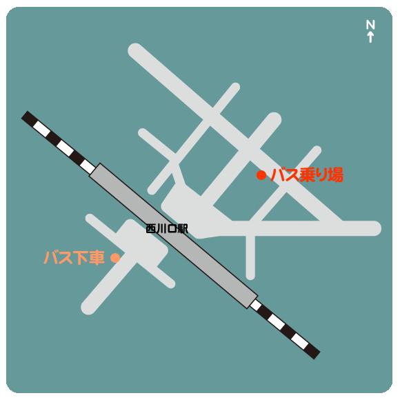 マップ 西川口駅