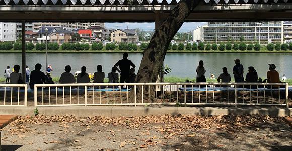 戸田公園 大会