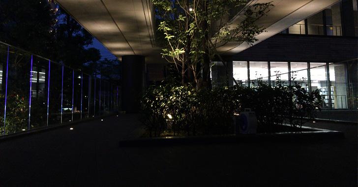あいパルの夜景3