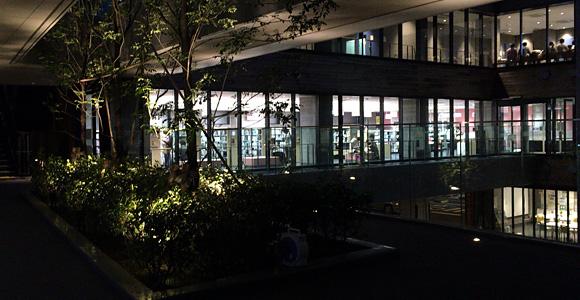 あいパルの夜景2