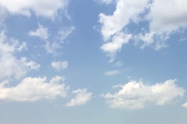 戸田市の空