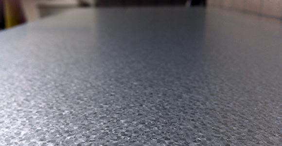 ガウバ製 逆ルーバー室外機カバー 天板
