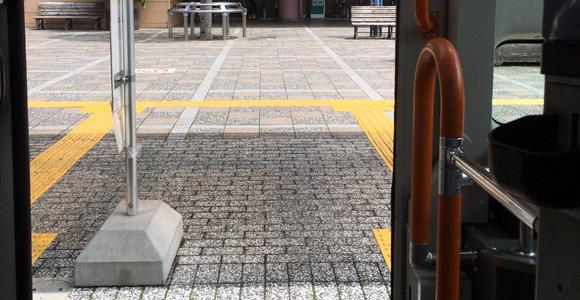 かねだい戸田さんへtocoバスで