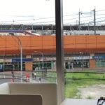 新幹線の見えるスポット「タリーズコーヒー戸田店」