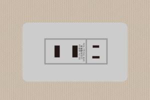 USB充電専用