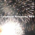 Todabashi Fireworks 2019