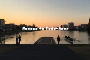 Access to Toda-Koen