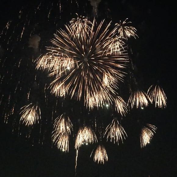 Todabashi Fireworks 2018