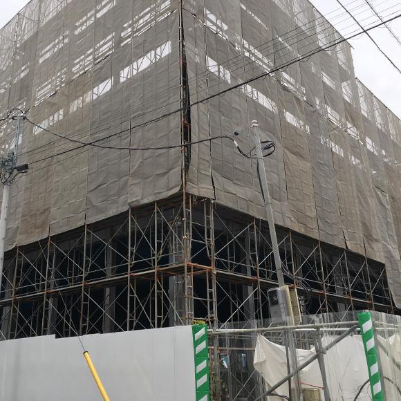 埼京線側から(2019/12)