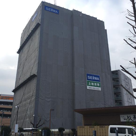 戸田市新曽プロジェクト