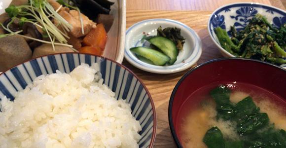 日替わりランチ(煮物)
