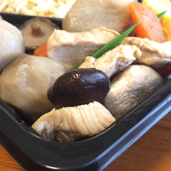 鶏肉と里芋の煮物