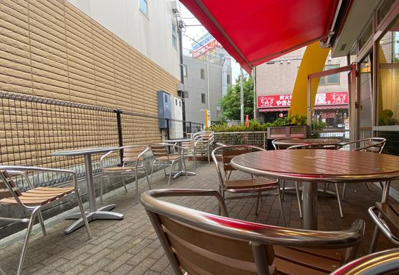 マクドナルド JR戸田公園店