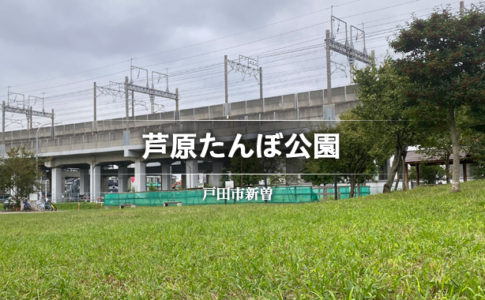 芦原たんぼ公園
