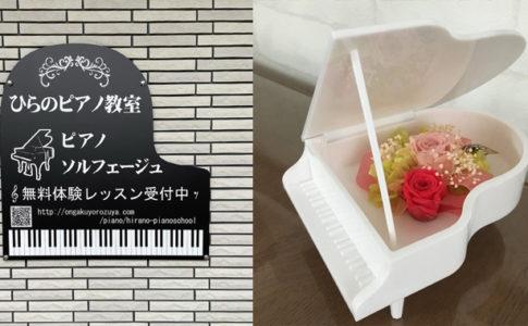 ひらのピアノ教室(戸田市/ピアノ教室)