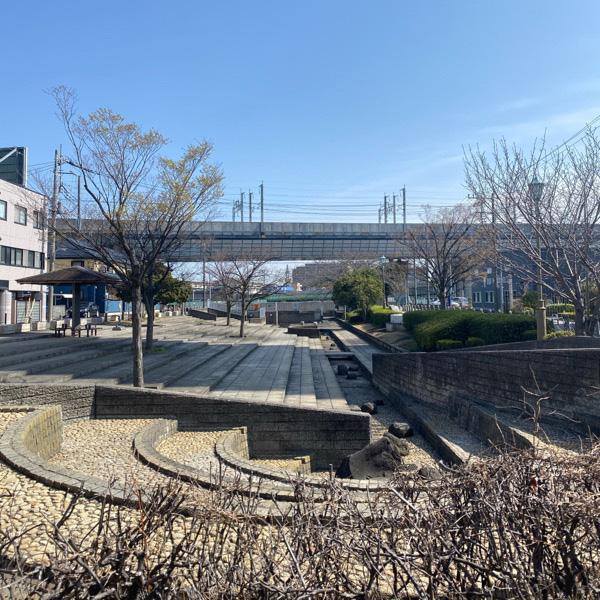 戸田橋親水公園(3月16日)
